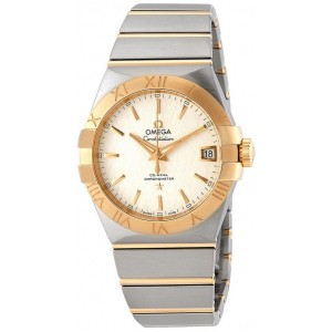 Copy Omega Constellation Mens Watch 123.20.38.21.02.006