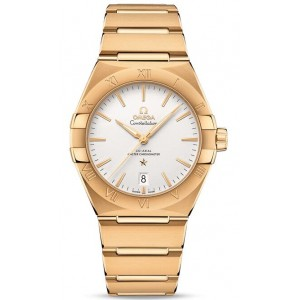 Copy Omega Constellation Anti-magnetic Watch 131.50.39.20.02.002