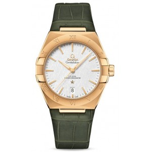 Copy Omega Constellation Anti-magnetic Watch 131.53.39.20.02.002