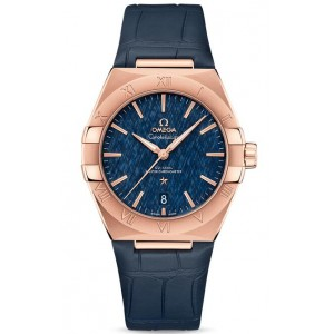 Copy Omega Constellation Anti-magnetic Watch 131.53.39.20.03.001