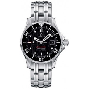 Copy Omega Seamaster 300M James Bond Ladies Watch 212.30.28.61.01.001
