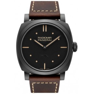 Copy Panerai Radiomir 1940 3 Days Ceramica 48mm Watch PAM00577
