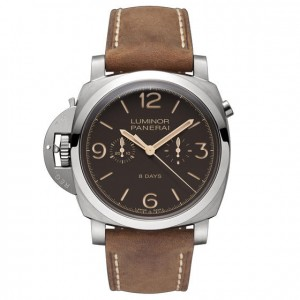 Copy Panerai Luminor 1950 Monopulsante Left-Handed 8 Days Watch PAM00579
