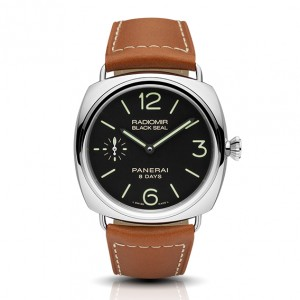 Copy Panerai Radiomir Black Seal 8 Days Watch PAM00609