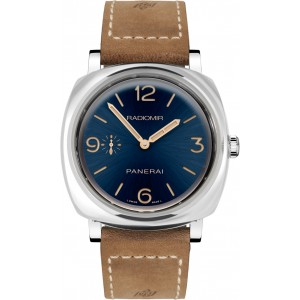 Copy Panerai Radiomir 1940 3 Days Acciaio 47mm Watch PAM00690