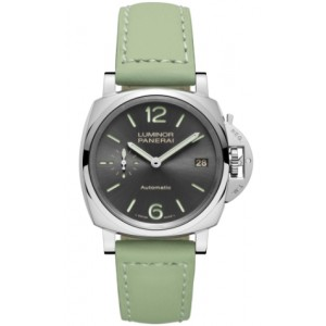 Copy Panerai Luminor Due 3 Days Acciaio 38mm Watch PAM00755