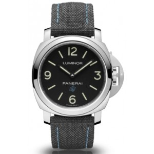 Copy Panerai Luminor Base Logo 3 Days Acciaio 44mm Watch PAM00774