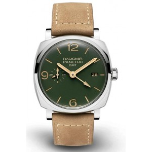 Copy Panerai Radiomir 1940 45 3 Days GMT Watch PAM00998