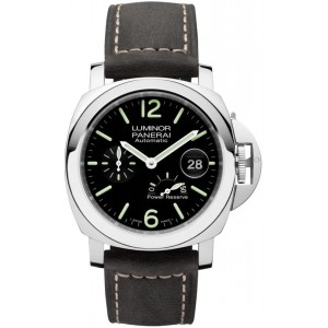 Copy Panerai Luminor Acciaio 44mm Watch PAM01090