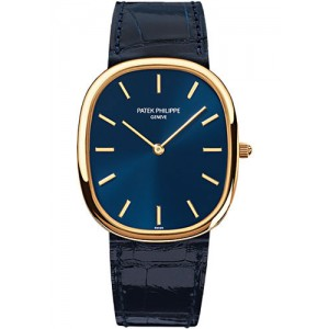 Copy Patek Philippe Golden Ellipse Watch 3738/100J-012