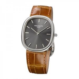 Copy Patek Philippe Golden Ellipse Watch 3738/100G-012