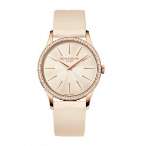 Copy Patek Philippe Calatrava 33mm Watch 4897R-010