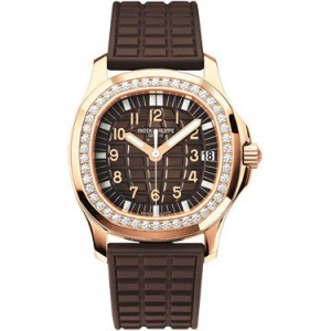 Copy Patek Philippe Aquanaut Ladies Watch 5068R-010