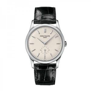 Copy Patek Philippe Calatrava 37mm Watch 5196G-001