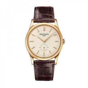 Copy Patek Philippe Calatrava 37mm Watch 5196J-001