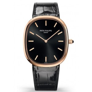 Copy Patek Philippe Golden Ellipse Watch 5738R-001