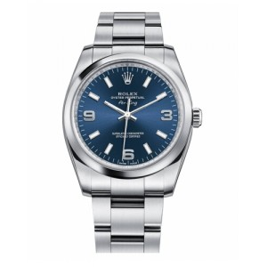 Copy Rolex Air-King Watch 114200 BLAO
