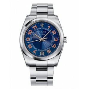 Copy Rolex Air-King Watch 114200 BLCAO