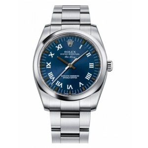 Copy Rolex Air-King Watch 114200 BLRO