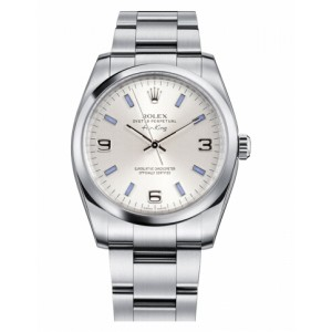 Copy Rolex Air-King Watch 114200 SBLIO