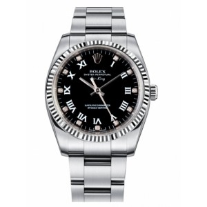 Copy Rolex Air-King Watch 114234 BKDRO