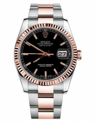 Copy Rolex Datejust 36mm Watch 116231 BKSO
