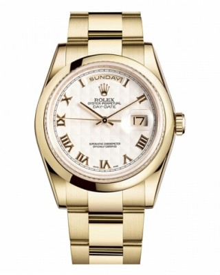 Copy Rolex Day Date Watch 118208 IPRO