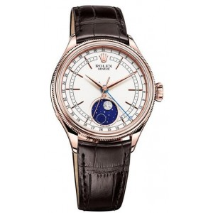 Copy Rolex Cellini Moonphase Watch 50535
