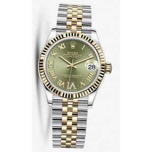 Copy Rolex Datejust 31 Watch m278273-0016