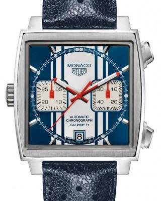 Copy TAG Heuer Monaco 39mm Watch CAW211D.FC6300
