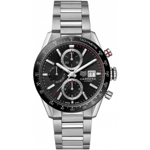 Copy TAG Heuer Carrera Calibre 16 41mm Watch CBM2110.BA0651