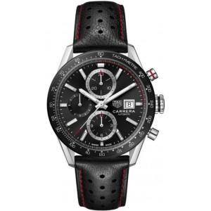 Copy TAG Heuer Carrera Calibre 16 41mm Watch CBM2110.FC6454