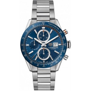 Copy TAG Heuer Carrera Calibre 16 41mm Watch CBM2112.BA0651