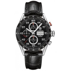 Copy TAG Heuer Carrera Calibre 16 Day-Date Watch CV2A1R.FC6235