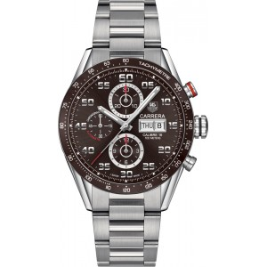 Copy TAG Heuer Carrera Calibre 16 Day-Date Watch CV2A1S.BA0799
