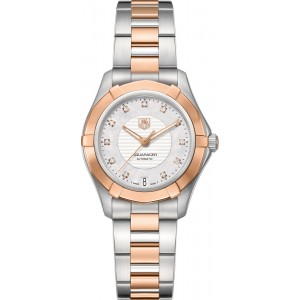 Copy TAG Heuer Aquaracer 34mm Ladies Watch WAP2351.BD0838