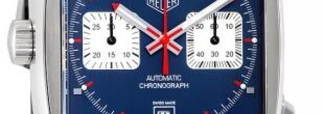 Copy TAG Heuer Monaco Calibre 11 39mm Watch CAW211P.FC6356