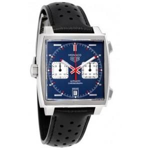 Copy TAG Heuer Monaco Price Calibre 11 39mm Watch CAW211P.FC6356