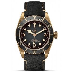 Copy Tudor Black Bay Bronze Dive Watch M79250BA-0001