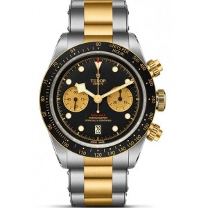 Copy Tudor Black Bay Chrono S&G Watch M79363N-0001