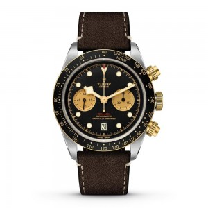 Copy Tudor Black Bay Chrono S&G Watch M79363N-0002