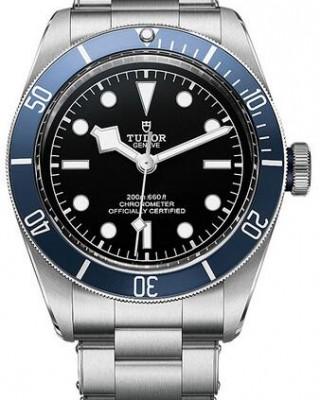 Copy Tudor Heritage Black Bay Watch m79230b-0002