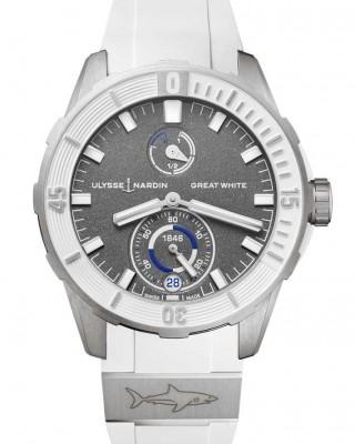 Copy Ulysse Nardin Diver Chronometer Watch 1183-170LE-3/90-GW