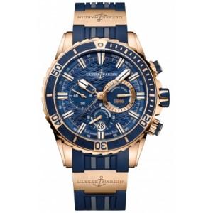 Copy Ulysse Nardin Diver Manufacture Watch 1502-151-3/93
