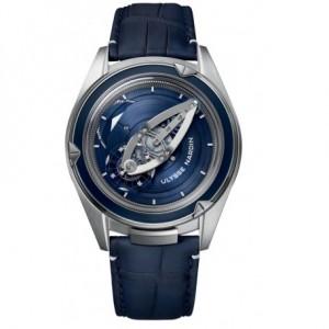 Copy Ulysse Nardin Freak Blue Cruiser Watch 2505-250
