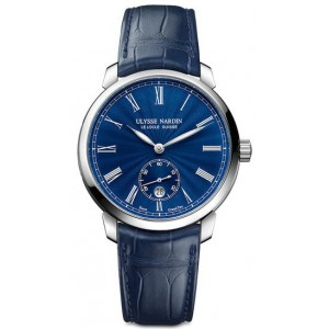 Copy Ulysse Nardin Classico Manufacture Watch 3203-136-2/E3