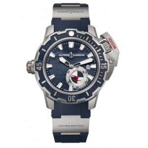 Copy Ulysse Nardin Diver Deep Dive Watch 3203-500LE-3/93-Hammer