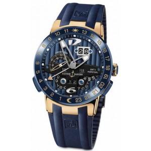 Copy Ulysse Nardin El Toro GMT Perpetual 43mm Watch 326-01LE-3