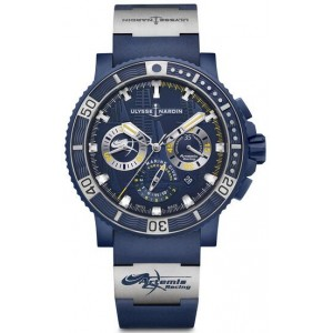 Copy Ulysse Nardin Diver Artemis Racing Watch 353-98LE-3/ARTEMIS
