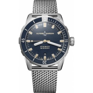 Copy Ulysse Nardin Diver 42mm Watch 8163-175-7MIL/93